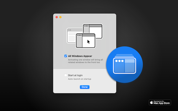 All Windows Appear screenshot 2