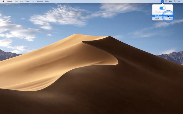 Cursor Pro screenshot 1