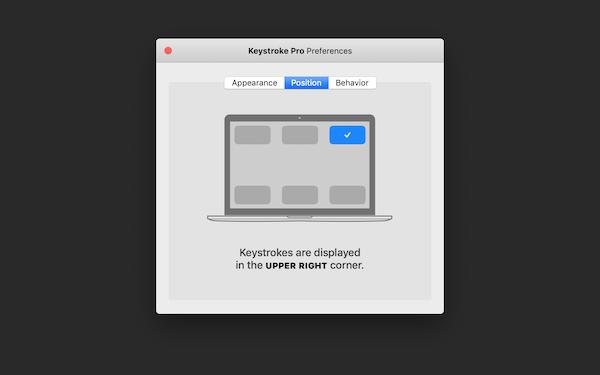 Keystroke Pro screenshot 4