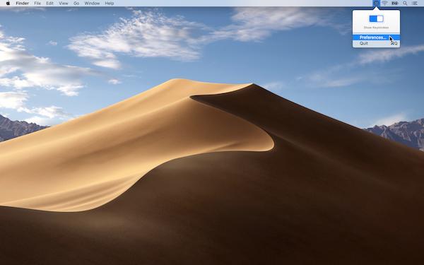 Keystroke Pro screenshot 5