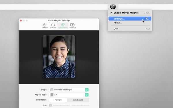 Mirror Magnet screenshot 5